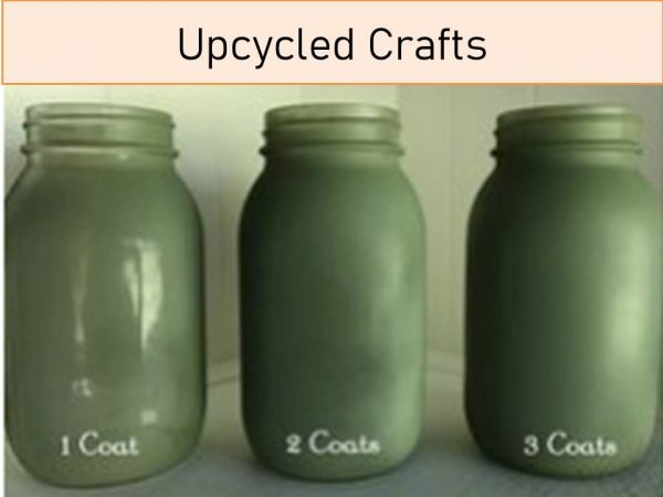 Upcycled Crafts