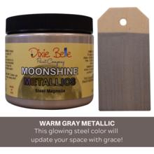 Moonshine Metallics Steel_Magnolia